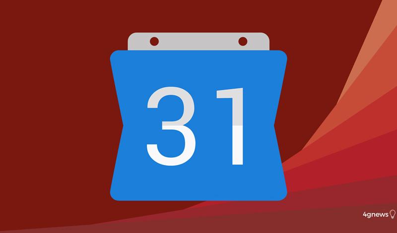 Calendário Google refresca o design com o novo Material Design 2.0