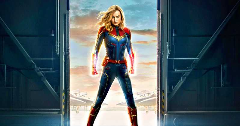 Captain Marvel Trailer Heroína 4gnews