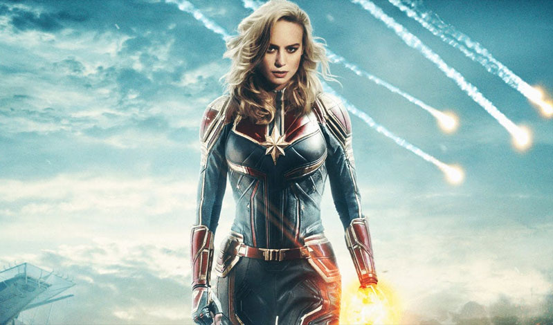 Filme Captain Marvel Heroina 4gnews