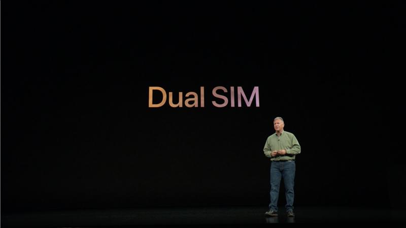 Apple iPhone XS: Dual-SIM não funcionará em Portugal, pelo menos para já!