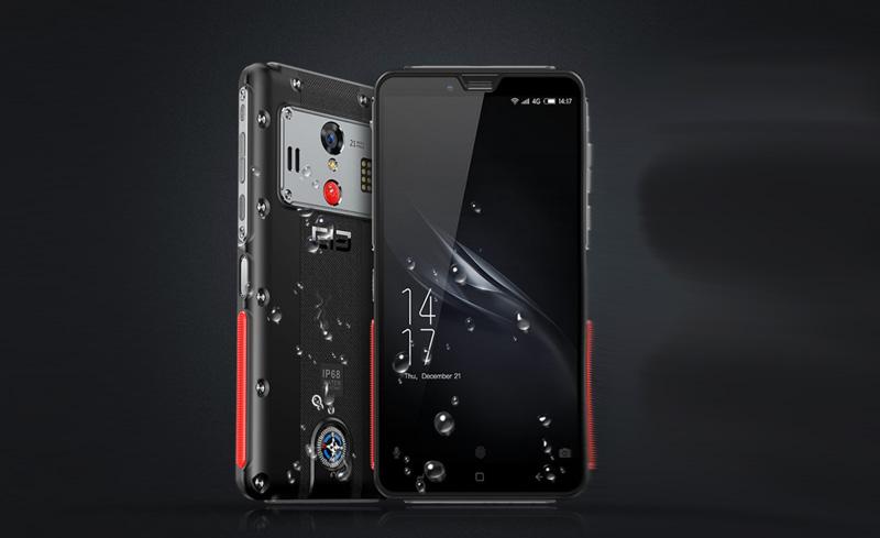 Elephone Soldier: O smartphone robusto impressionante para o preço