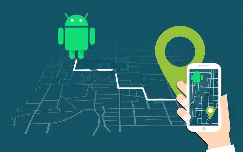 Smartphone Android Perdido Localização