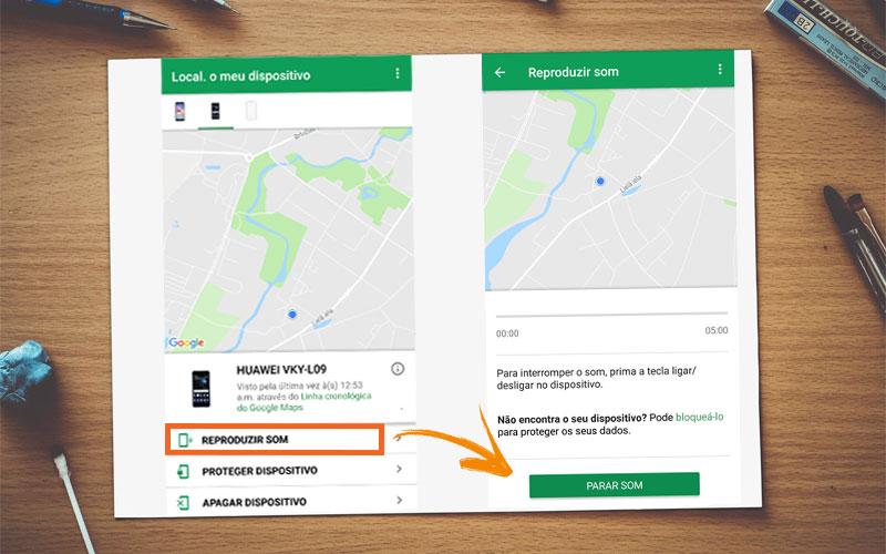 Como encontrar Android Google 1 4gnews