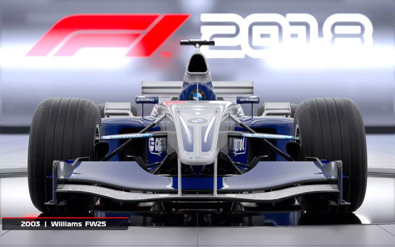 F1 2018 Codemasters corrida review 4gnews