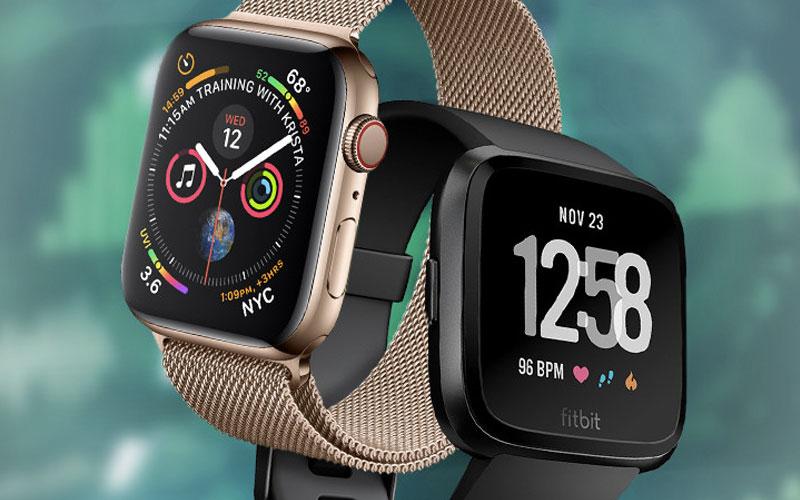 Fitbit Apple Watch smartwtach 4gnews