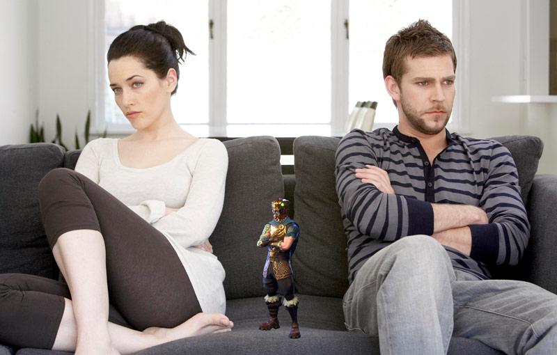 Fortnite é a razão para 200 divórcios no Reino Unido este ano