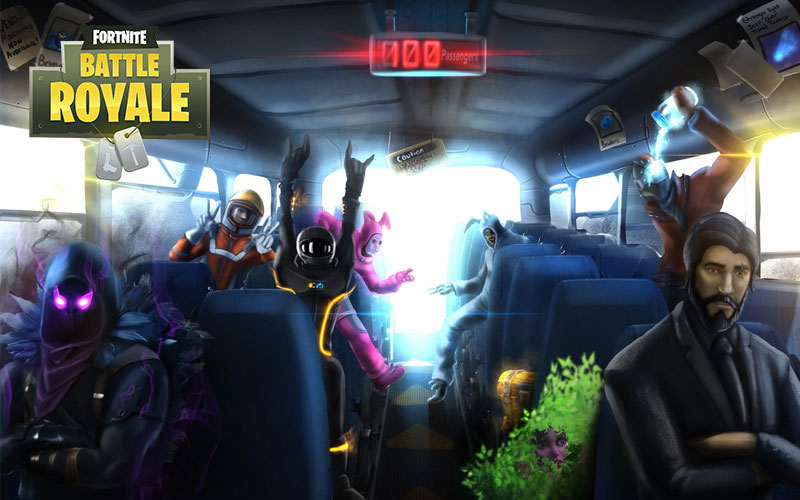 Fortnite para Android actualização 4gnews Apple iOS