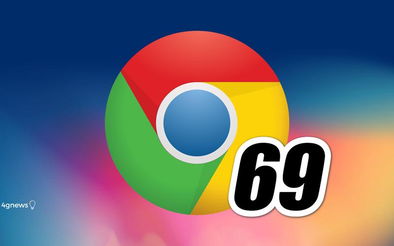 Chegou o Google Chrome 69 e já o podes instalar!