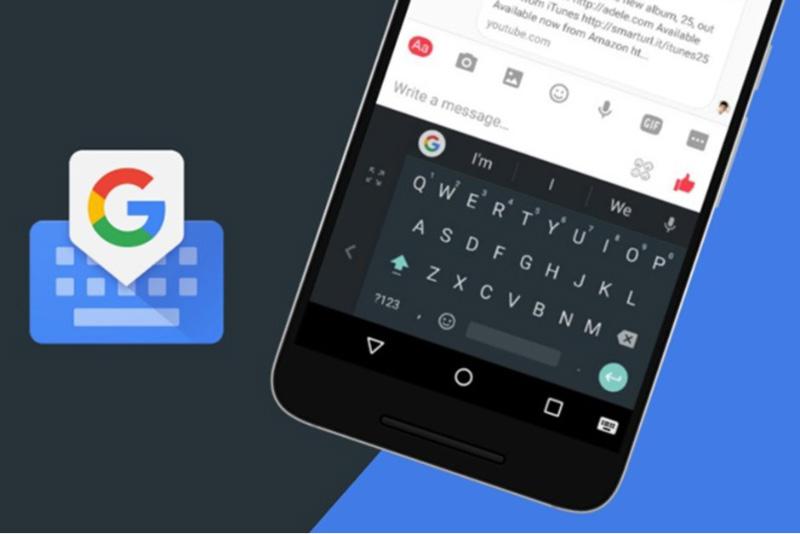 Google Gboard Android teclado