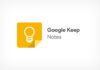 Google Keep Google Notes Google Keep Notes