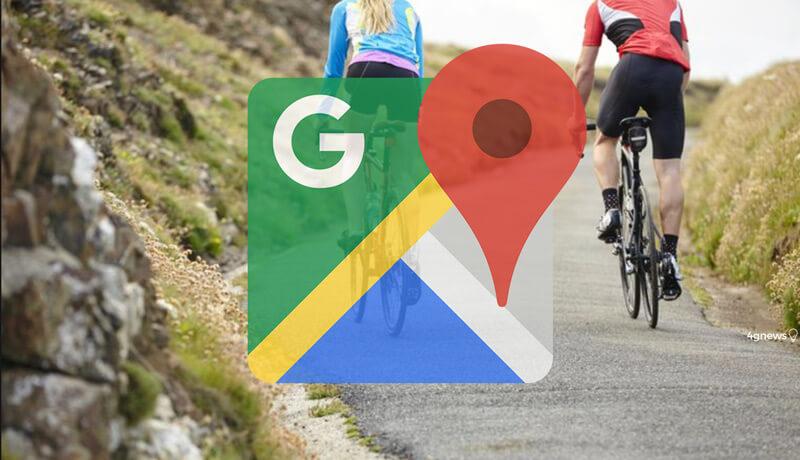 Google Maps terá característica perfeita para ciclistas e pedestres