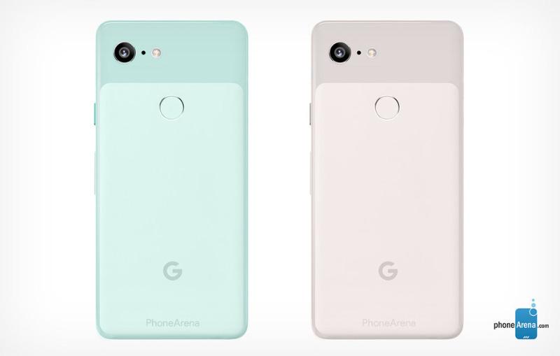 Google Pixel 3 XL Android Pie 1