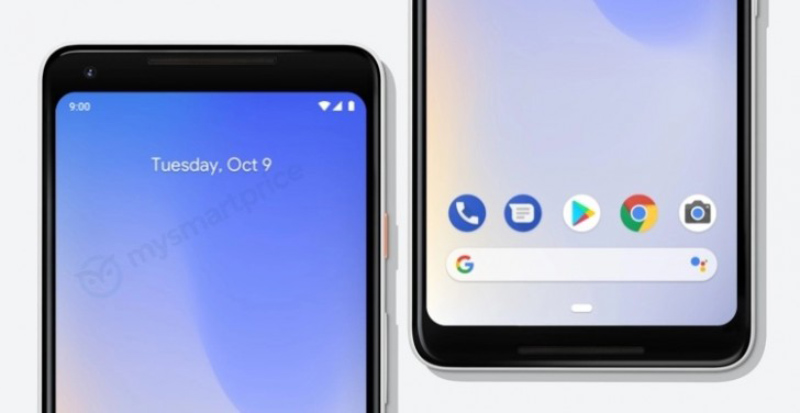 Google Pixel 3 XL Android Pie