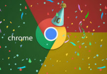 Google Chrome 10 anos 4gnews