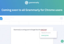 Google Chrome Grammarly Google Docs 4gnews