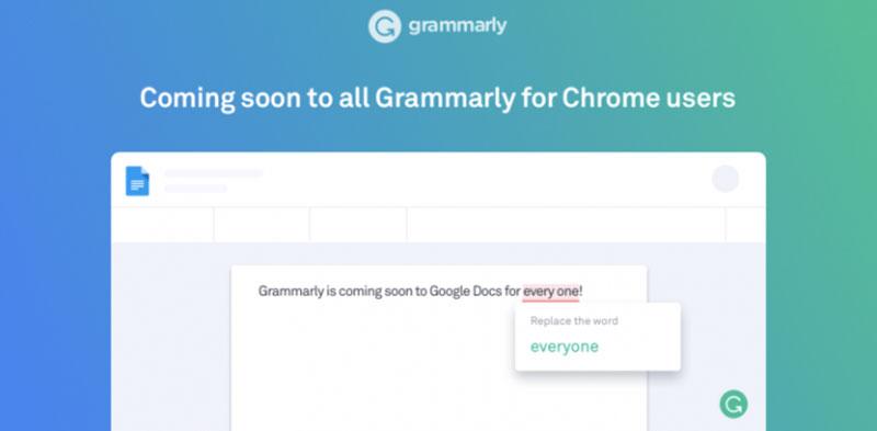 Google Chrome Grammarly Google Docs 4gnews