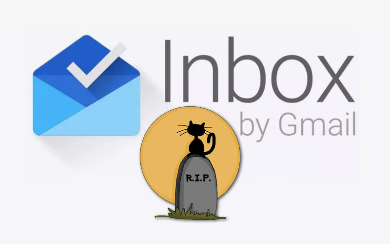Google Inbox by Gmail RIP 4gnews