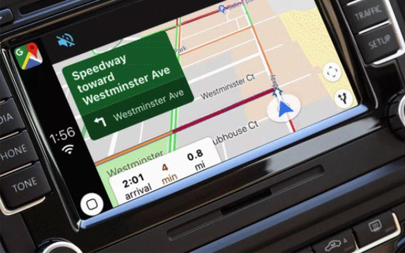 Google Maps Apple Car Play 4gnews