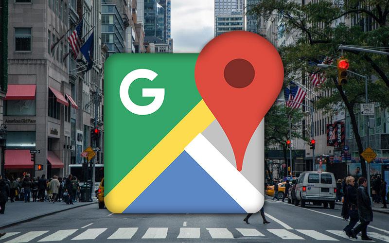 Google Maps Parqueamento 4gnews