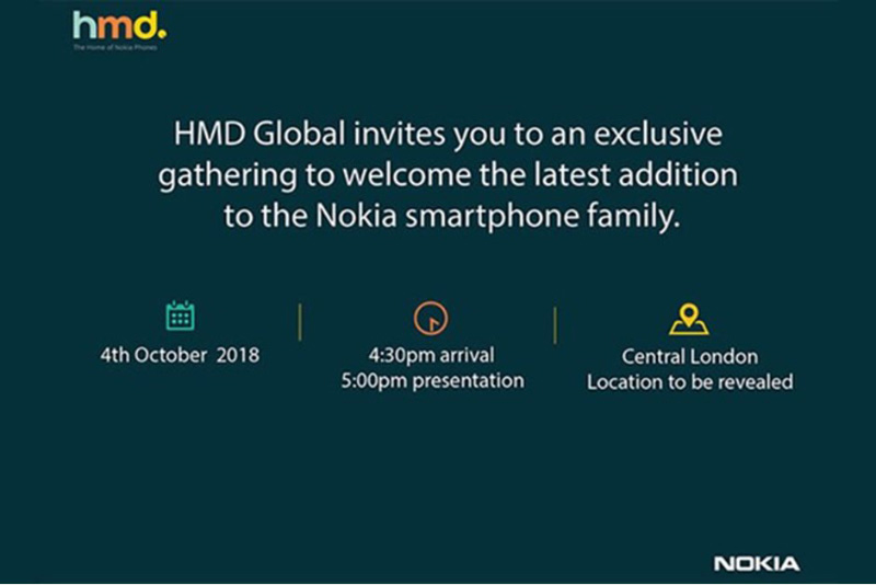 HMD Global Android Oreo