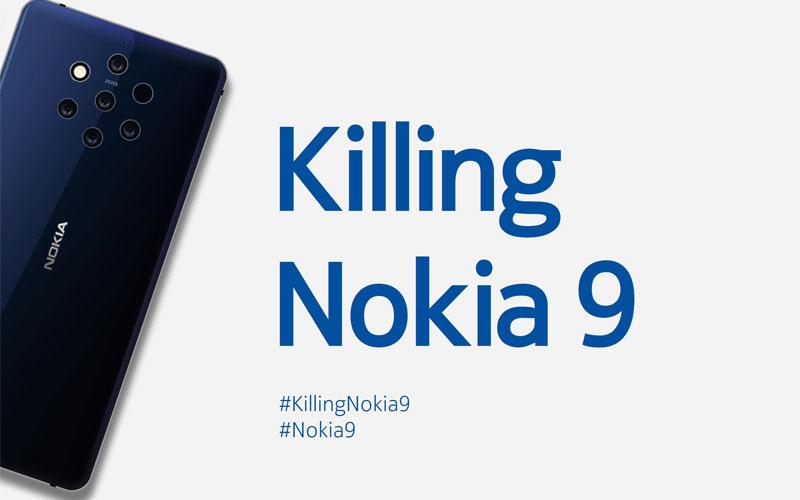 HMD global Nokia 9 android 4gnews