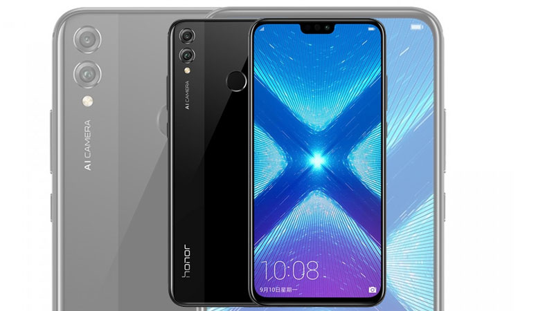 Huawei Honor 8X Android 4gnews Europa