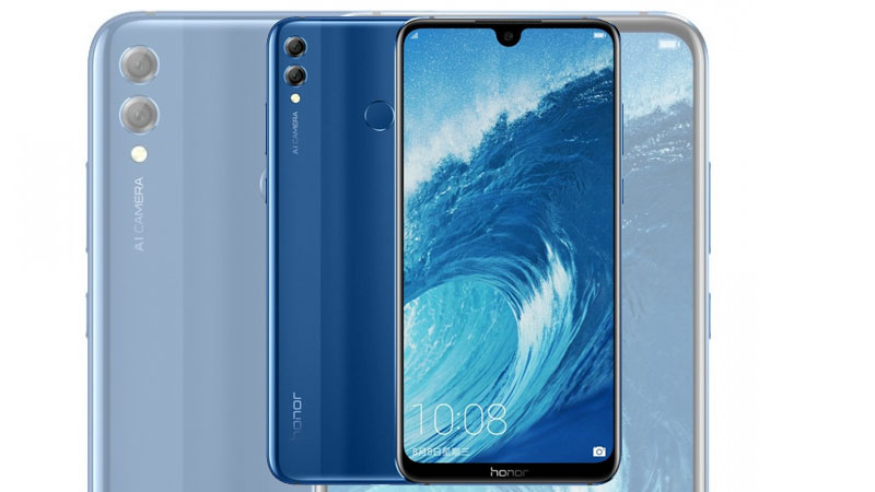 Huawei Honor 8X Max Android 4gnews