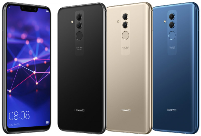 Huawei Mate 20 Lite Android Portugal