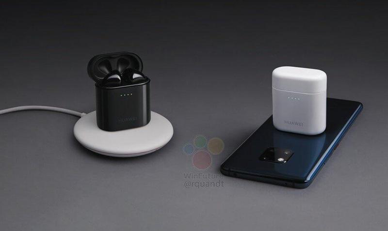 Huawei Mate 20 Pro será revelado com estes Huawei Freebuds 2
