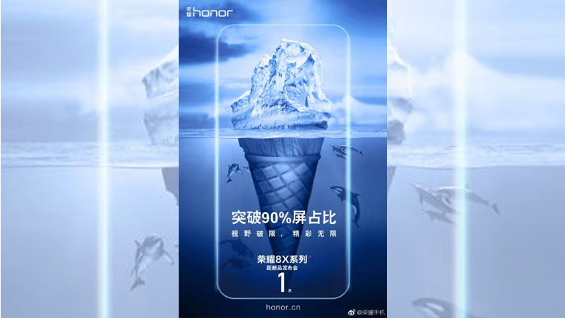 Huawei Honor 8X FullView 4gnews