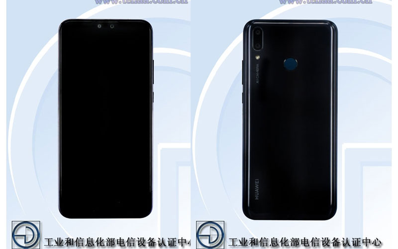 Huawei Y9 2019 smartphone android 4gnews