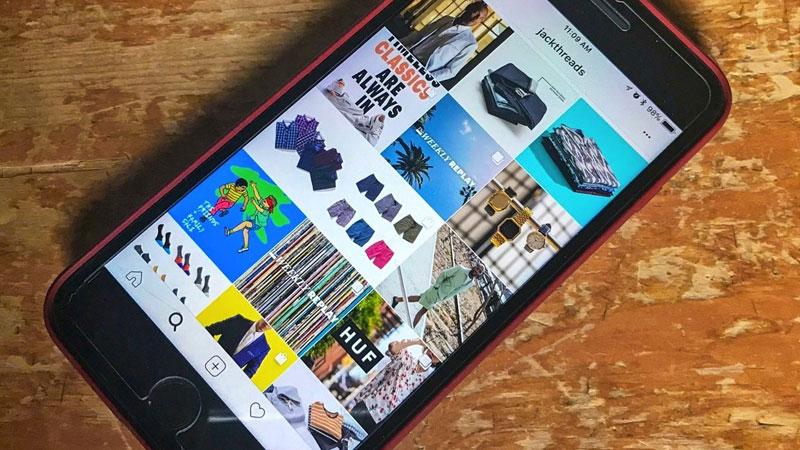 Instagram Loja Online IG Shopping