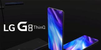 LG G8 ThinQ Conceito 4gnews