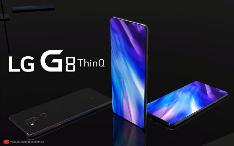 LG G8 ThinQ Android