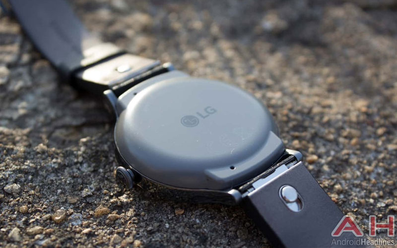 LG Watch W7 Wear OS 4gnews LG V40 ThinQ