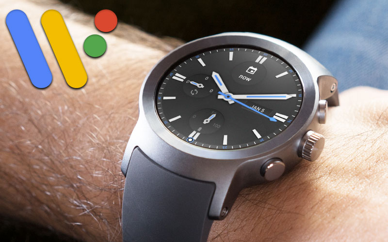 LG Watch W7 Android Wear 4gnews