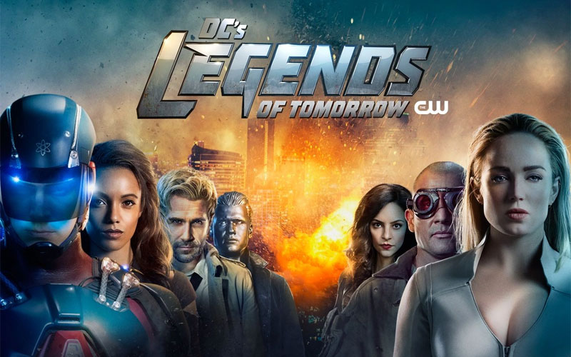 Legends of Tomorrow 4 temporada 4gnews