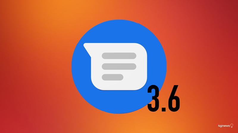 Mensagens Android: Nova atualização e novas mudanças (download)