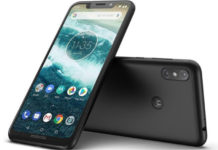 Motorola One Power Android Pie