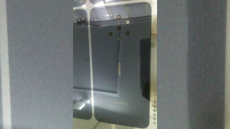 Nokia 9 HMD Global smartphone android 4gnews