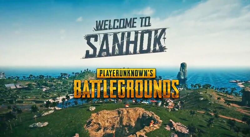 PUBG Mobile: Novo mapa Sanhok é fantasticamente complexo