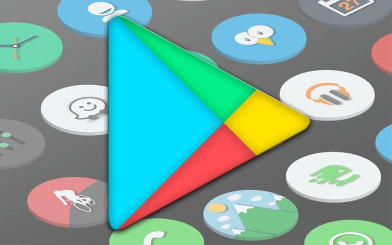 Google Play Pacotes de ícones Android 4gnews
