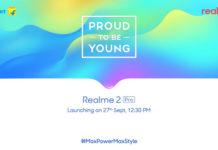 Realme 2 Pro Android Xiaomi Mi A2