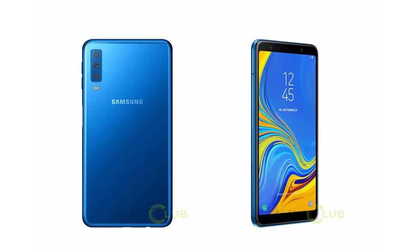 Samsung Galaxy A7 (2018) antecipar-se-á ao Galaxy S10 nas câmaras