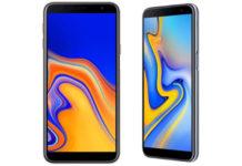Samsung Galaxy J4+ Samsung Galaxy J6+ Android Oreo