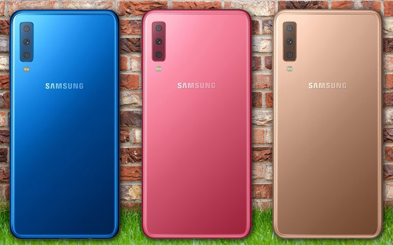 Samsung Galaxy A7 2018 Android 4gnews