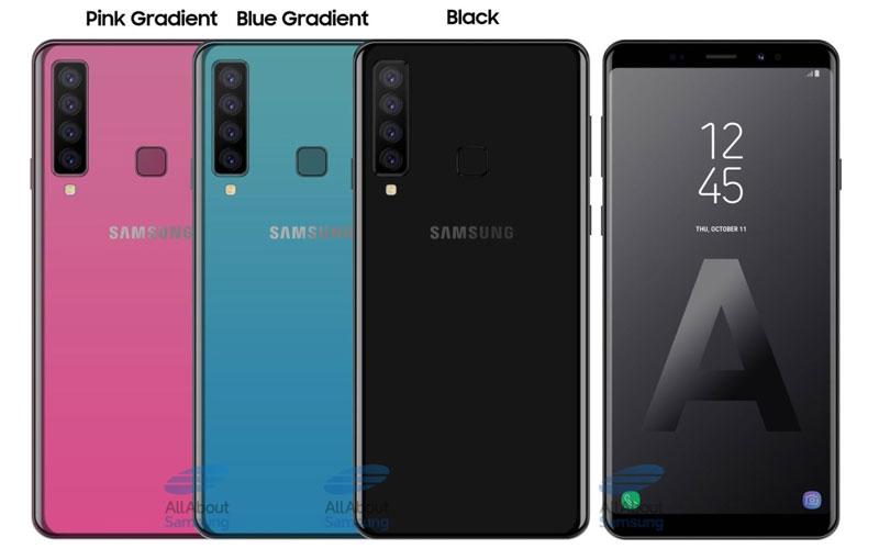 Samsung Galaxy A9 Star Pro 4 câmaras 4gnews