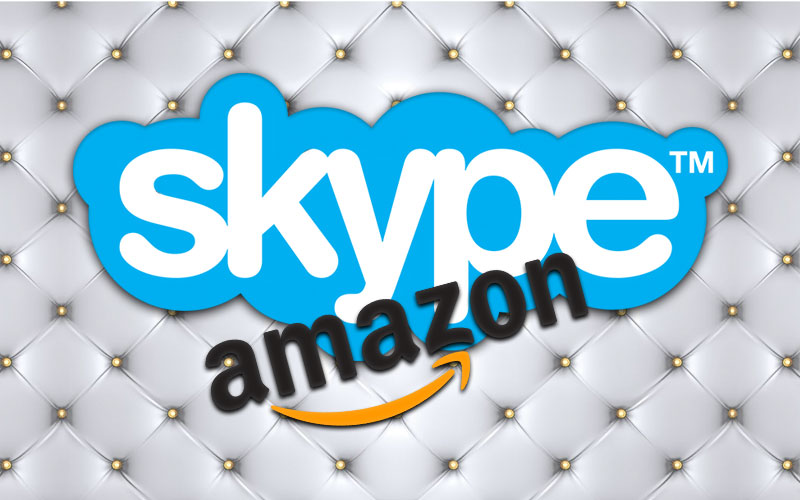 Amazon Alexa Skype assistente virtual 4gnews
