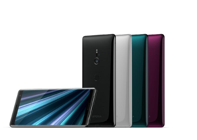 Sony Xperia XZ 3 Android 3