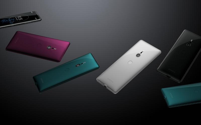 Sony Xperia XZ 3 Android 4